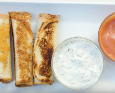 All Created - Grilled Cheese Rollups
