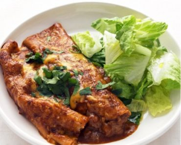 All Created - Tex Mex Enchiladas