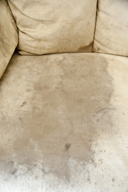All Created - Clean Your Microfiber Couch