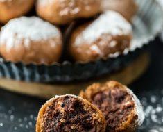 All Created - deep fried brownies
