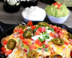 All Created - Pub Style Irish Nachos