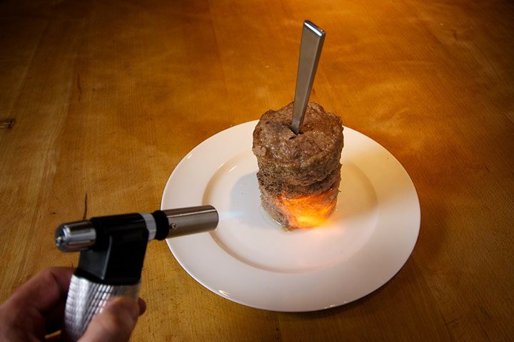 10 Blowtorch Recipes _ doner kebab _ meat _ all created