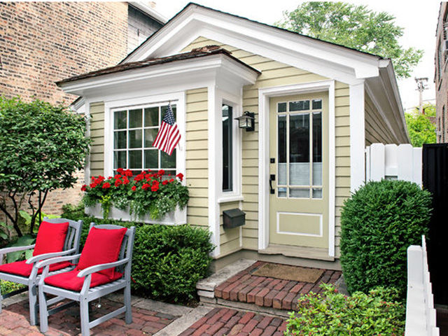 12 amazing granny pod ideas that are perfect for the backyard for Granny homes