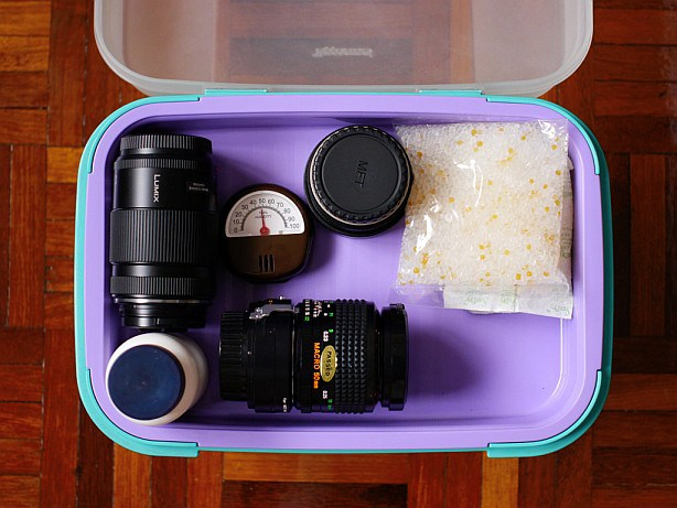 Disposable Silica Beads _ wet camera equipment _ allcreated