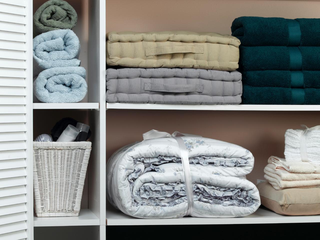 Disposable Silica Beads _ linen closet _ allcreated