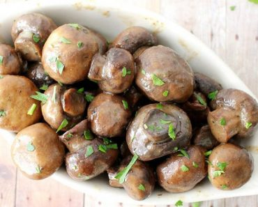 Slow Cooker Ranch Mushrooms _ Recipes _ Easy Meals _ allcreated