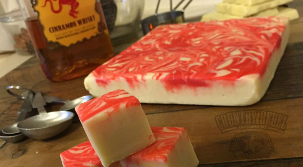 fireball fudge