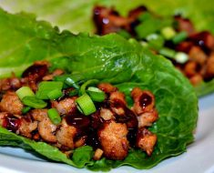 Copycat PF Changs Chicken Lettuce Wraps Recipe _ allcreated
