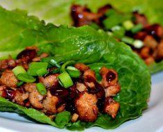 Copycat PF Changs Chicken Lettuce Wraps Recipe _ allcreated