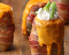 Savory Potato Volcanoes that You will Melt Over _ all created
