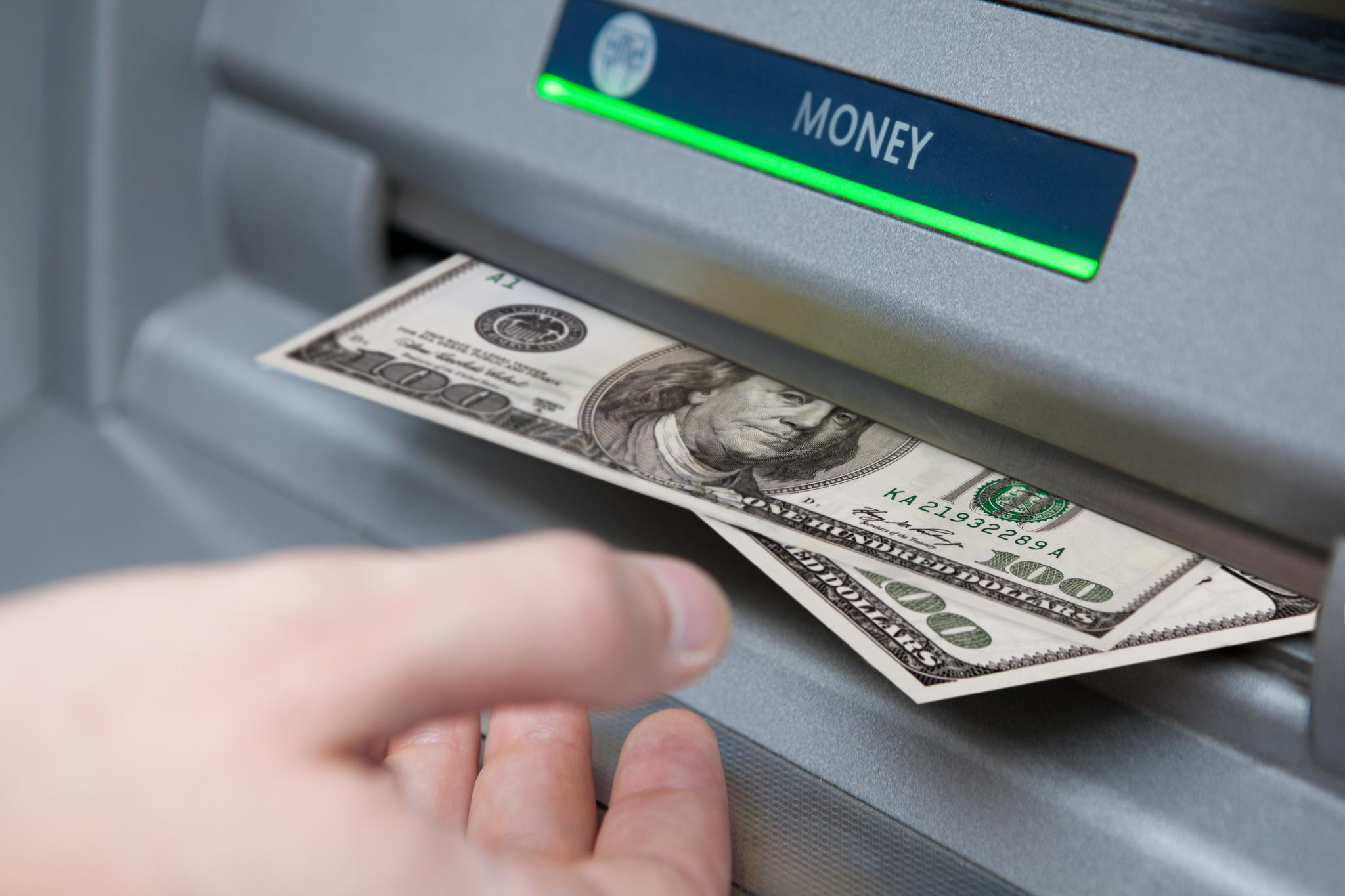 9 Unusual Ways to Make Money You May Not Know _ Checking Account ATM _ all created