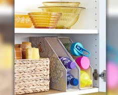 Wallet-Friendly Hacks to Organize Your Kitchen _ storage _ water _ allcreated