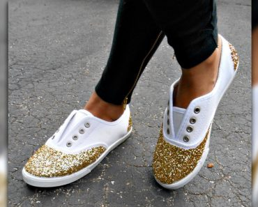 12 DIY to Make Your Beat-up Shoes Look Cool Again _ all created