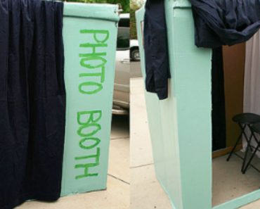 allcreated - diy photo booth