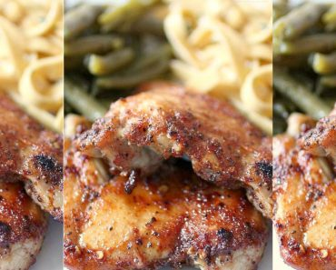allcreated - honey spiced chicken thighs