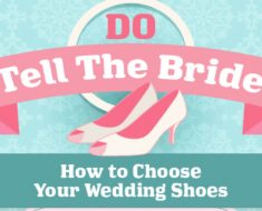 allcreated - how to choose bridal shoes