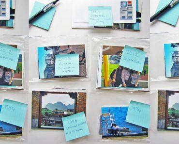 allcreated - how to organize photos