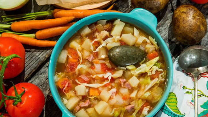 allcreated - Dolly Parton's Stone Soup