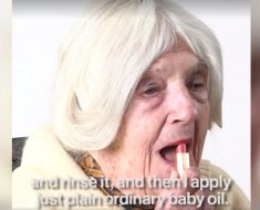 allcreated - beauty advice from 100-year-olds