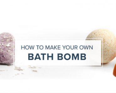 allcreated - diy bath bombs