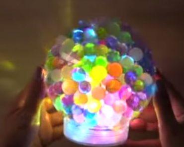 allcreated - diy orbeez light