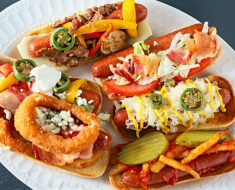 allcreated - gourmet hot dog