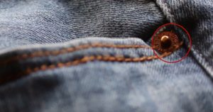 allcreated - jean pocket buttons