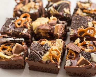 allcreated - kitchen sink brownies