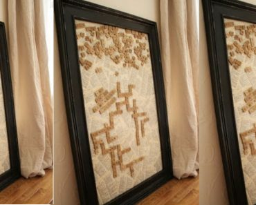 allcreated - magnetic scrabble wall art
