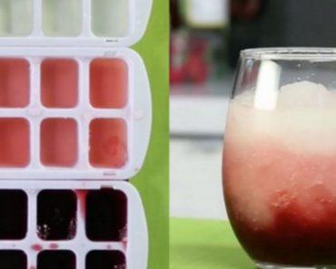 allcreated - ombre wine slushie
