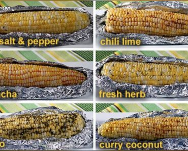 allcreated - slow cooker corn on the cob