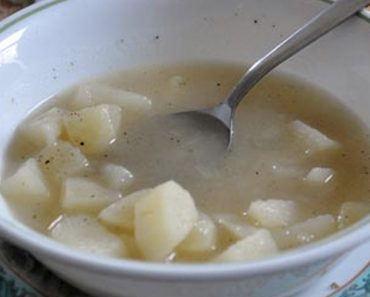 depression era recipes that won't break the bank _ potato soup _ all created
