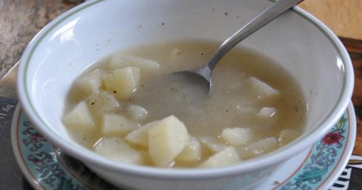 depression era recipes that won't break the bank _ potato soup _ all created