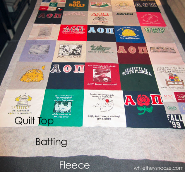 How to Make a Photo Memory Quilt