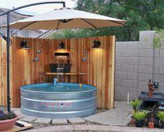 allcreated - stock tank pool