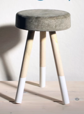 allcreated - diy bucket stool