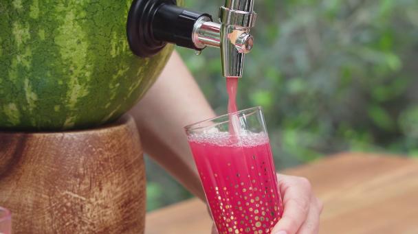 allcreated - watermelon cocktail keg