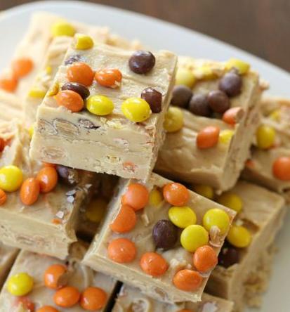 allcreated - 3 ingredient peanut butter fudge