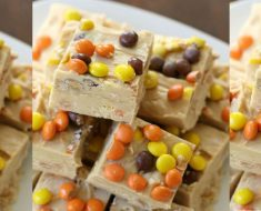 allcreated - 3 ingredient peanut butter fudge