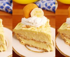 allcreated - banana pudding cheesecake