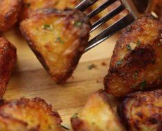 allcreated - perfect roasted potatoes