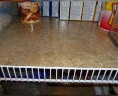 allcreated - vinyl tile shelf liners