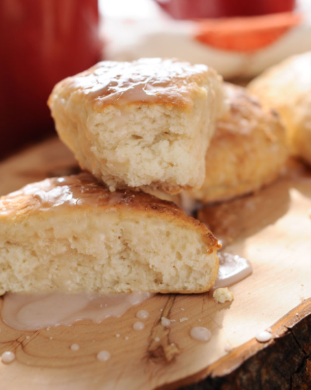 allcreated - 3 ingredient scones