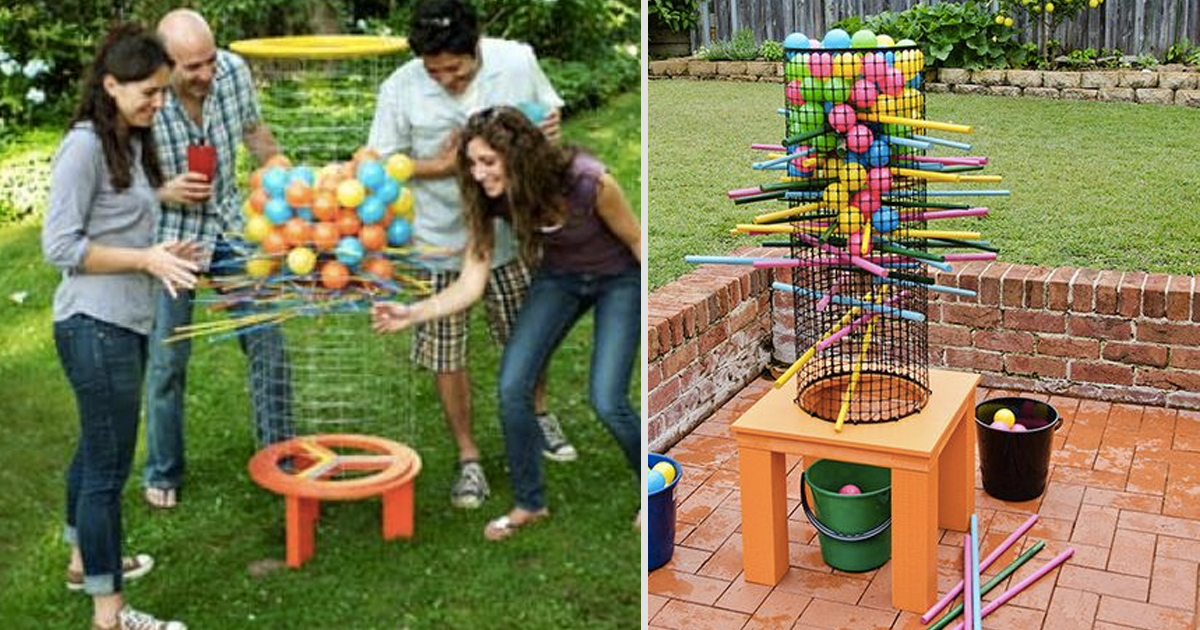 9 Backyard Games To Make Your Labor Day Cookout Sensational