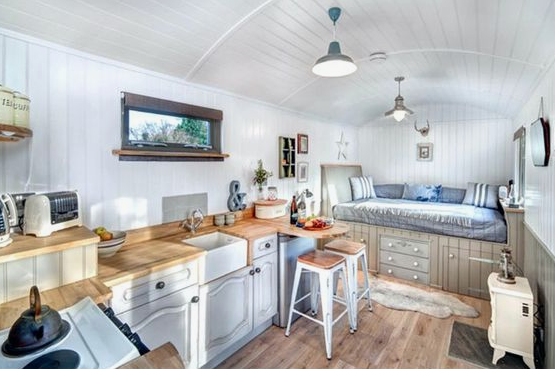 Inside Granny Pods Are Rooms Full Of Charm And Efficient