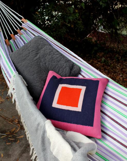 allcreated - diy hammock