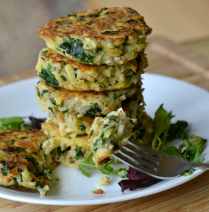 allcreated - salmon cakes