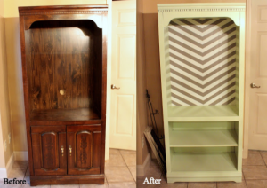 allcreated - painting laminate furniture