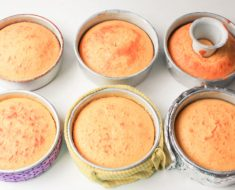 allcreated - bake a flat cake