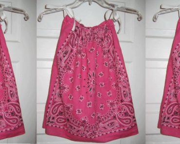 allcreated - bandana dress